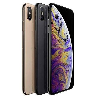 Apple iPhone XS Max Smartphone *Neu* vom Händler ohne SIMlock 64GB 256GB 512GB Apple Iphone 3g Handy
