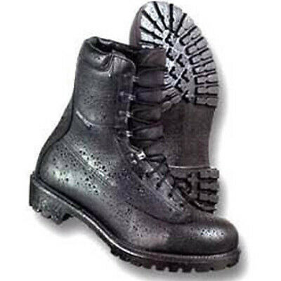 British army Pro boots goretex Bikers hiking waterproof rock festival goth hileg