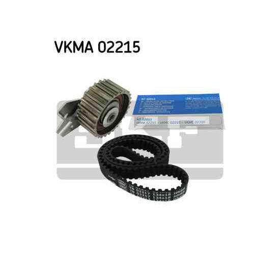 Zahnriemensatz SKF VKMA 02215