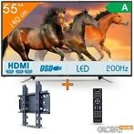 55'' Inch LED TV Full Hd Led tv 140 cm + Bevestiging Beugel