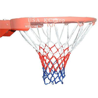 New Indoor Outdoor Sport Universal Basketball Replacement Hoop Goal Rim Net