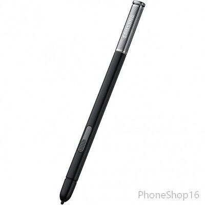 Original Samsung Galaxy Note 4 + Edge Stift Eingabestift S Pen Stylus Schwarz