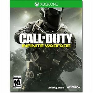 Call of Duty: Infinite Warfare Brand New Xbox One