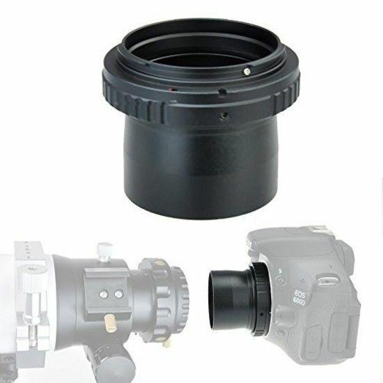 2inch UltraWide Telescope Camera Adapter for Canon EOS Rebel SLR/DSLR