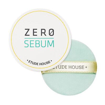 [Etude House] Zero Sebum Drying Powder 6g