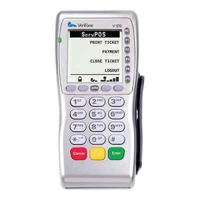 Verifone Vx670 Gprs Wireless Credit Card Machine