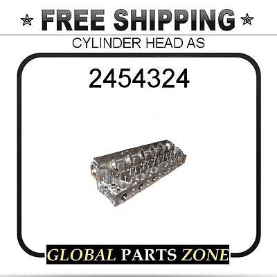 2454324 - CYLINDER HEAD AS      1835296, 0R7637 fit CATERPILLAR (CAT)