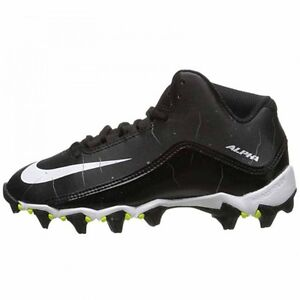 NEW in BOX Nike Alpha 2 3/4 Football Cleats