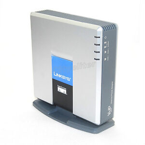 UNLOCKED LINKSYS PAP2T-NA SIP VOIP Phone Adapter 2 Port