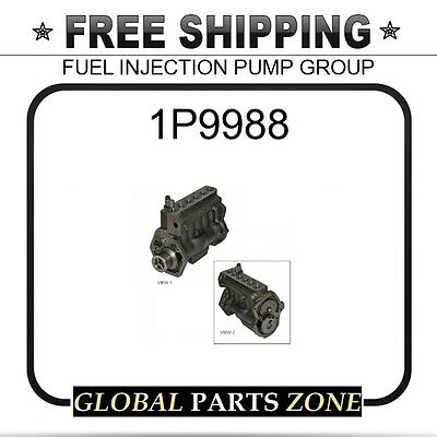 1P9988 - FUEL INJECTION PUMP GROUP 3S9437 2P1650 9S3902 for Caterpillar (CAT)