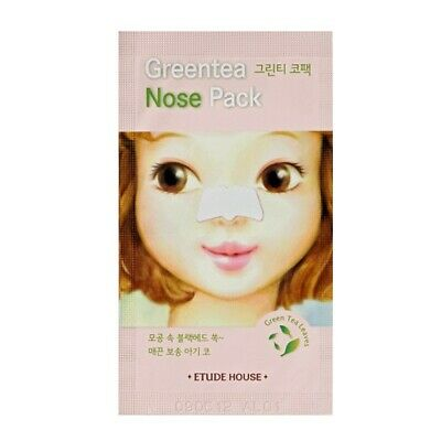 Etude House Green Tea Nose Patch AD