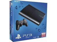 lcd tv 32 inch celcus with 2x hdmi 2x usb ports 3d system with playstation 3 slim 500GB