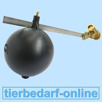 """Schwimmerventil 3/4"""" Messing Hochdruck Niederdruck 120 mm Kugel"""