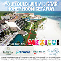 Wedding Trends Show Fall - WIN A 5 STAR HONEYMOON GETAWAY