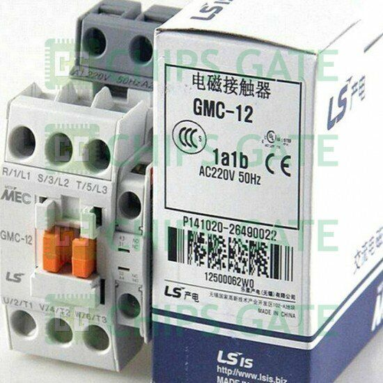 1PCS Brand NEW LS LG Industrial Systems MEC AC contactor GMC-12 220 Fast Ship