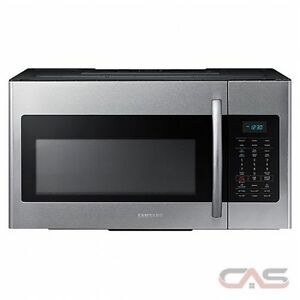 Samsung stainless steel Over the Range Microwave