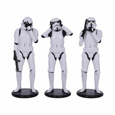 Star Wars Three Wise Stormtroopers ornament Storm Trooper official merchandise