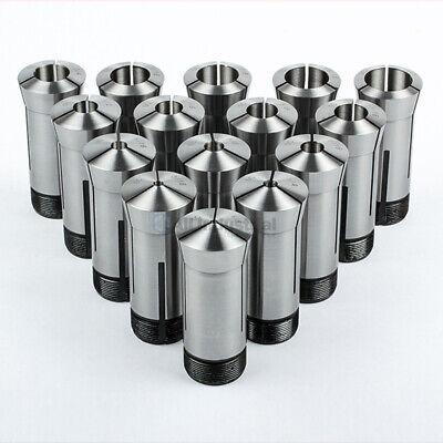 18 - 1 Capacity Tir 0.0005 High Precision 5c Collet 15 Piece Set