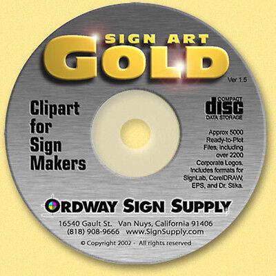 Sign Art Gold Clip Art Corporate Logos Borders & More