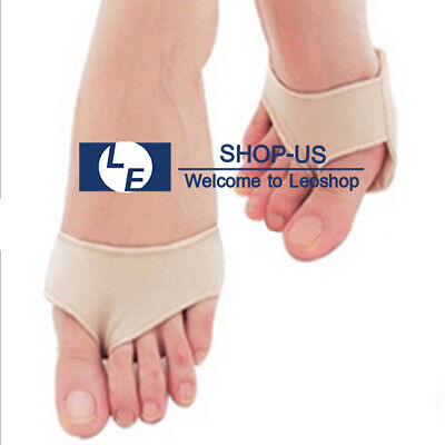 Forefoot Pad (New Metatarsal Gel Pads Forefoot Insoles Sore Ball of Foot Pain Relief Ships )
