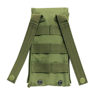 25 ROUNDS Shotgun Reload Pouch Ammo Carrier Molle Tactical Shell Case-OD GREEN