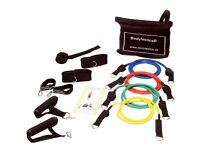 Bodylastics - train at home elastic bands set