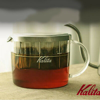 Kalita Cold Brew Dutch Coffee Maker SET Hand Drip Water Cafe 205 Made in Japan