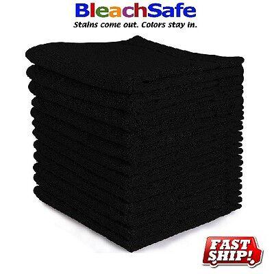 24 new cotton bleach proof salon hand towels  bleach safe