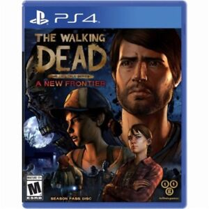 The Walking Dead A New Frontier (Like New)