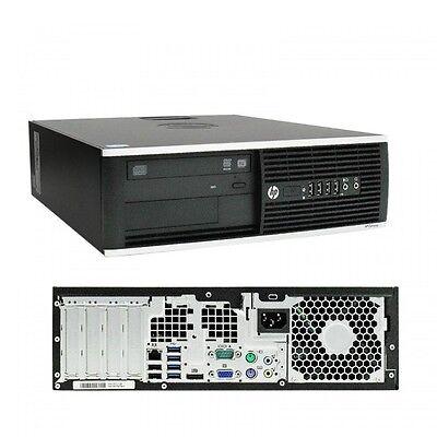 HP desktop  8100 Elite intel core i5