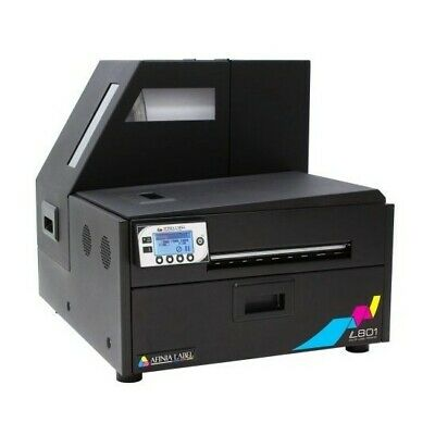 Afinia Label L801 Commercial Color Label Printer With Memjet Print Head