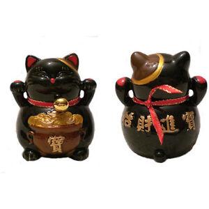 statuette-chat-Fengshui-Maneki-neko-porte-bonheur