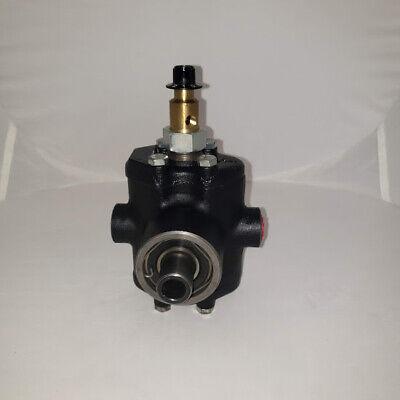 Dayton Twin Piston Pump Wliquid Injector 58 Hallow Shaft 2.2 Gpm W 1000 Psi