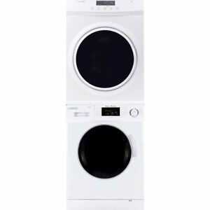 Installation of Washer and Dryer