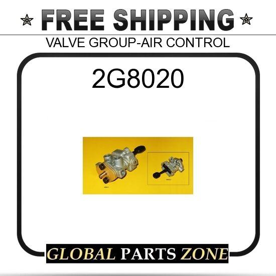 2G8020 - VALVE GROUP-AIR CONTROL  for Caterpillar (CAT)