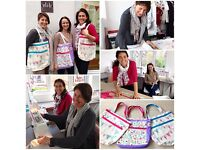 Eli-b Create & Sew - Sewing Lessons & Classes - Learn to Sew - Sewing for Beginners