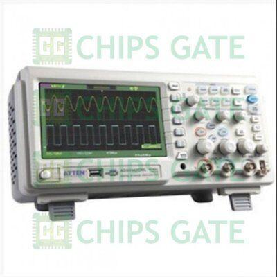 1pcs Brand New Atten Ads1042cml 40mhz Storage Oscilloscope 7 Lcd 50gsas