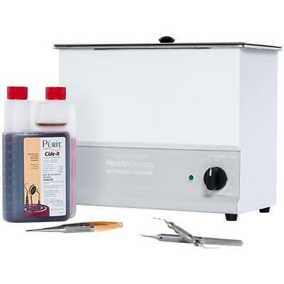 Biotrol Purit Cide-it Presoak And Ultrasonic Cleaner Solution 16 Oz 16 Gal