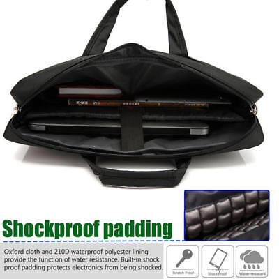 """15.6"""" Laptop Sleeve Case Bag for TOSHIBA Sony HP Asus Lenovo Acer MSI Dell B"""