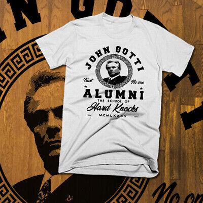 Teflon Don T-Shirt Mob Trust No One NY Gang Hard Knocks kingpin most wanted