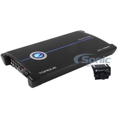 Planet Audio TR5000.1D 5000W Max RMS Monoblock Amp 1-Ohm Stable Car Amplifier comprar usado  Enviando para Brazil
