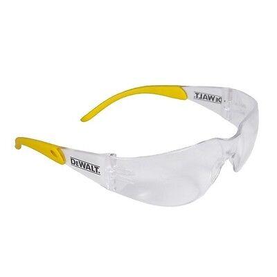 Dewalt Safety Glasses Protector Clear Lens