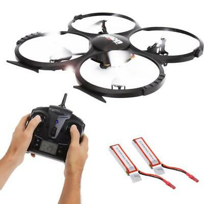 Serene-Life Drone Quad-Copter Wireless UAV with HD Camera + Video Recording for sale  Shipping to Canada