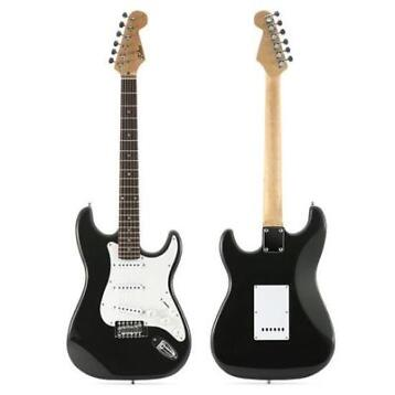 Zebra™ ST-02 ST Type Solid Poplar Electric Guitar with Gi...