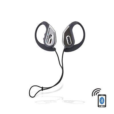 Pyle Pwbh18sl Water Resistant Bluetooth Headphones W/ Bui...