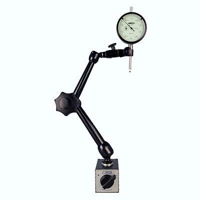 Insize 2307-1 0-1 Dial Indicator Noga Mg61003 Magnetic Base