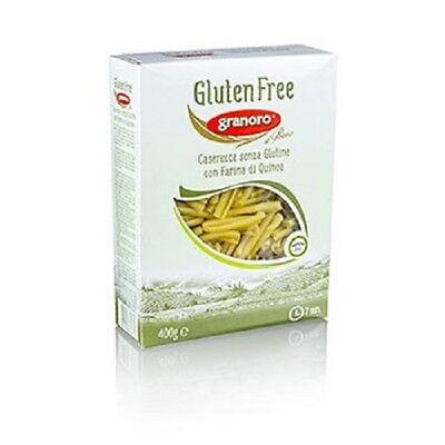 Granoro Casarecce, mit Quinoa, glutenfrei, 4,8 kg, 12 x 400g