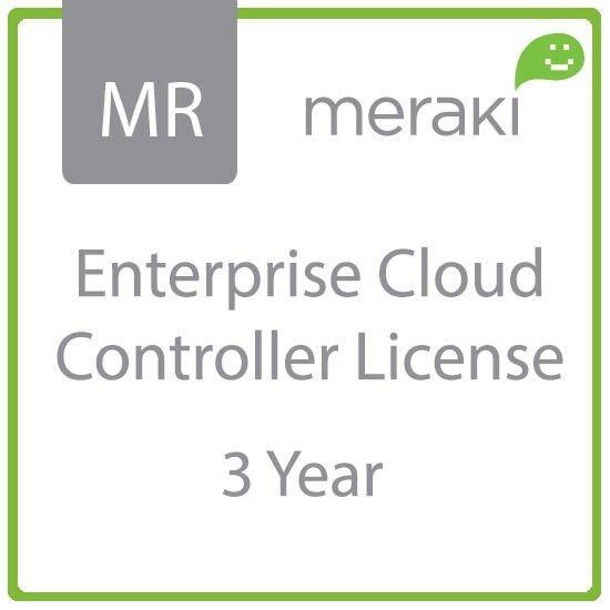 Cisco Meraki 3yr 1ap Ent Cloud Controller Lic-ent-3yr Mr Series Mr34 Mr18 Mr24