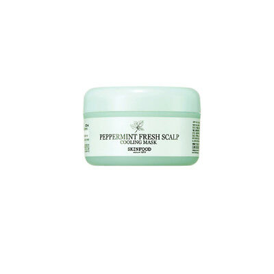 Skin Food - Peppermint Fresh Scalp Cooling Mask