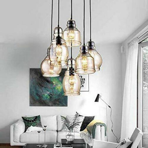 Cognac Gl Pendant Lamps